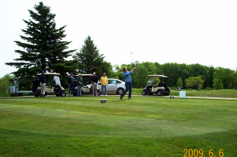 Forestville Maplewood Lions Golf Scramble